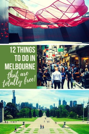 I spent 6 months living in one of the most expensive cities in Australia and uncovering the free things to do in Melbourne that are actually worth it!