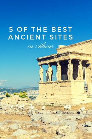 Athens is a city with so many ancient historical sites, these are 5 of the best ones to visit that will give you a real taster of Ancient Greece.