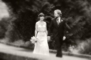 Fotografía de boda en Oñati en blanco y negro un clásico (Gipuzkoa)