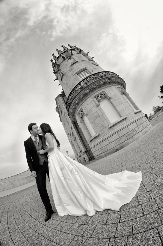 Fotografía de boda en Donostia (Guipúzcoa)