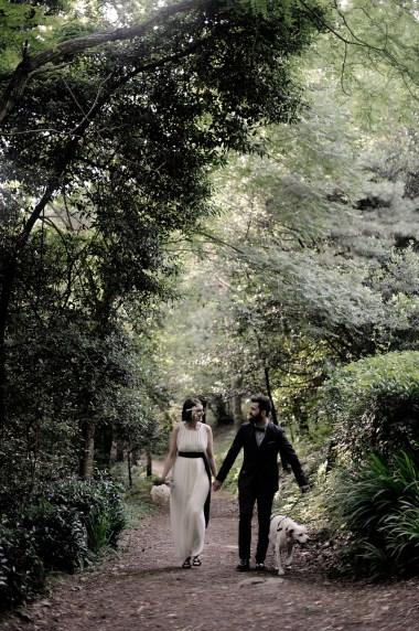 Fotografía de boda en Ulia