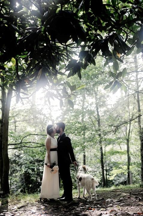 Reportaje de boda en Ulia (Donostia)