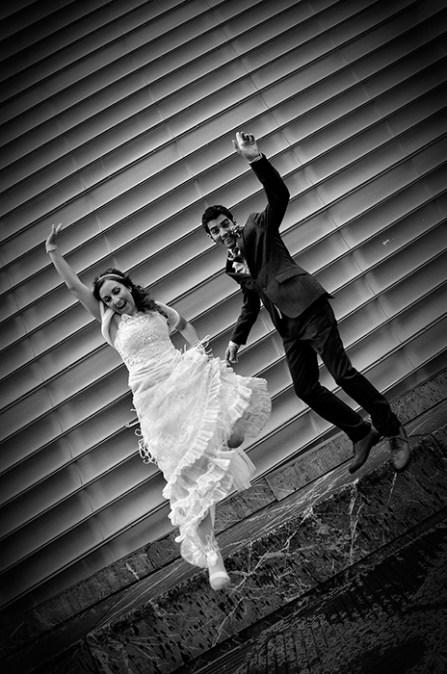 Fotografía de boda Kursaal (Donostia)