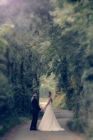 Reportaje de boda realizado en Zerain.