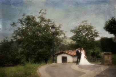Fotografía de boda Zerain