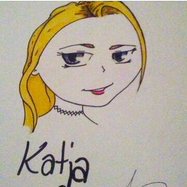 Katjators are so talented! Thank u so much! ♀️ fanart
