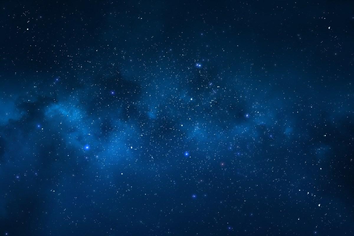 Nachthimmel und spirituelle Beratung in Freiburg