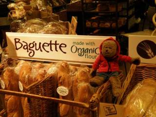 Lippe prefers organic products