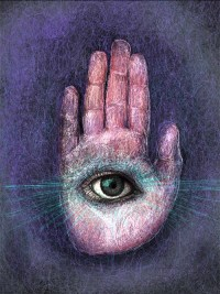 eye in hand, John Dilworth