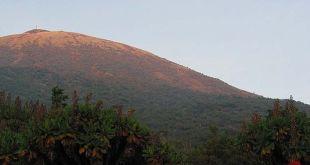 Mt. Karisimbi Volcano