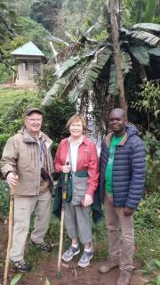 Gorilla Trekking Uganda from Kigali is a cheap customized Safaris Tour