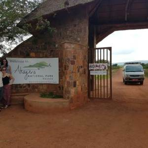 Akagera Nation Park