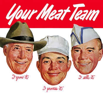 meat team ad