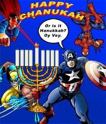 happy hanukkah marvel comics
