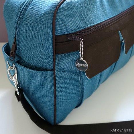katrienette swoon stella weekender bag tas style-vil fast2fuse