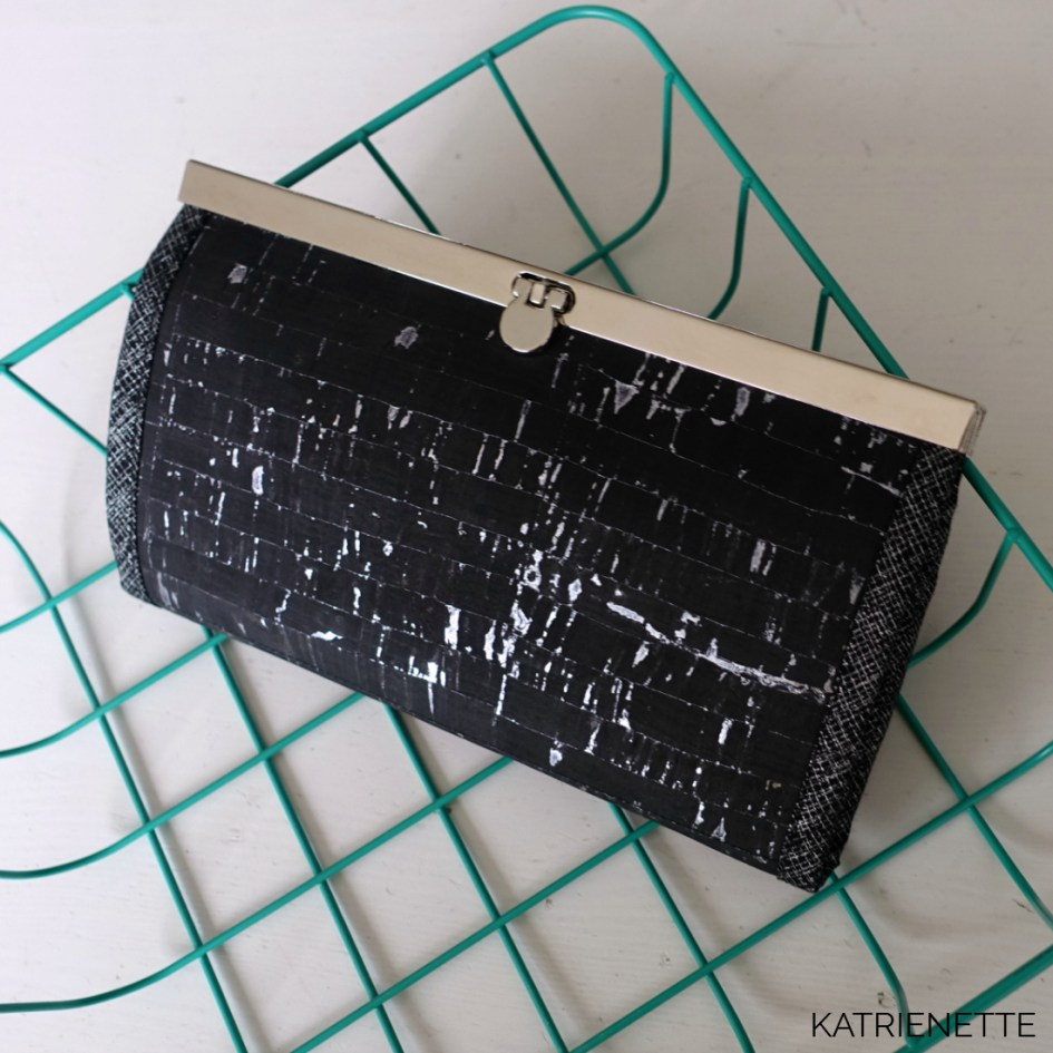 Accordi Accordi-Anna U-Handbag Wallet Portefeuille korkleather kurkleer k-bas kbas katrienette
