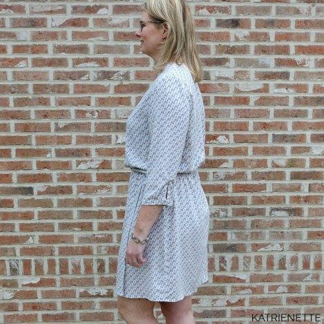 vivienne dress jurk kleed kleedje see you at six see-you-at-six viscose zomerkleed summerdress softcactus