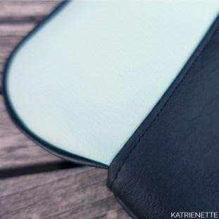 kunstleer nepleer leather faux leer an-tasje an tasje jace dit it jacedidit clutch stoffenruil blogmeet katrienette