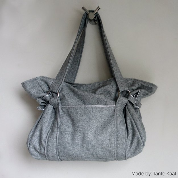 katrienette tatanne tattanne de tas van annelies de zuster van naaien sewing swap tas tassen handtas sewchallenge handbag bag bagmaking bagmaker sew sewing