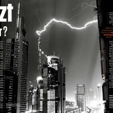 GEO Kompakt: Warum blitzt es bei Gewitter?