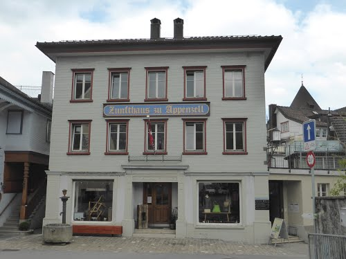 Zunfthaus zu Appenzell
