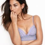 best push up bralette from Victoria's Secret in lace