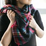 QueCute Boutique blanket scarf