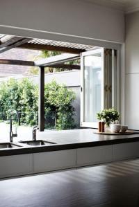 Bi-fold Kitchen Windows - Katrina Chambers