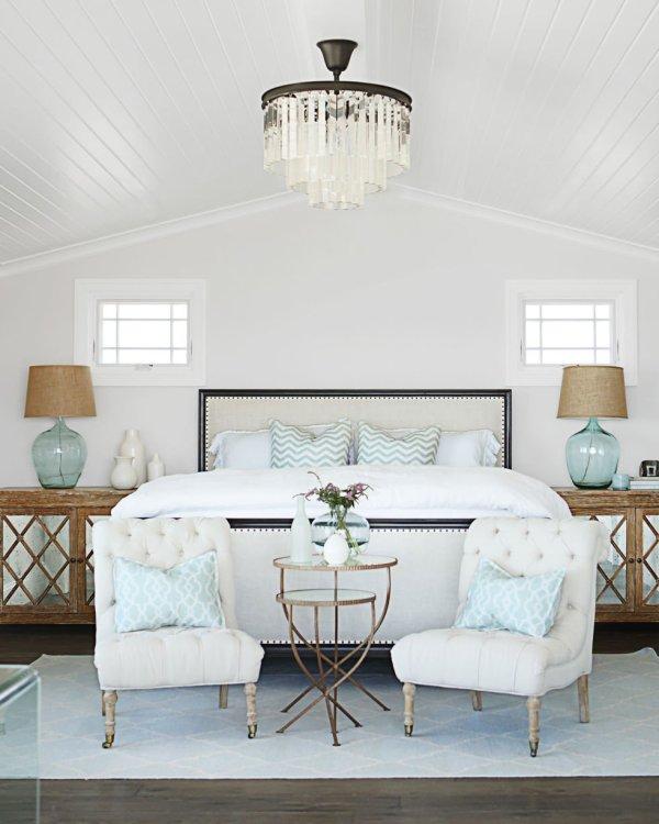 Beach House Style Bedroom