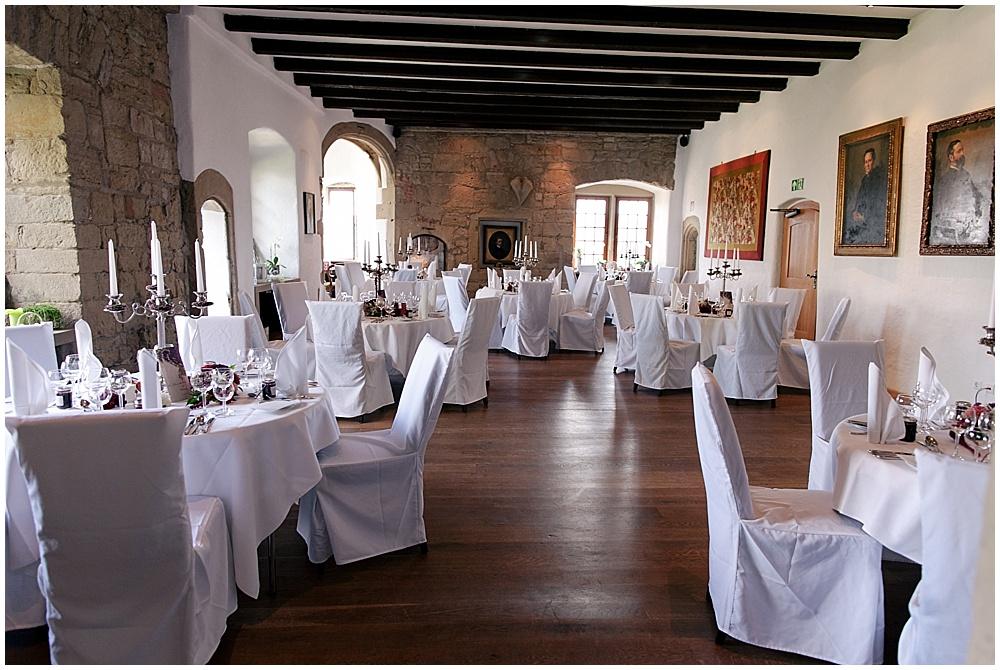 Romantische Hochzeit auf Burg Ravensburg