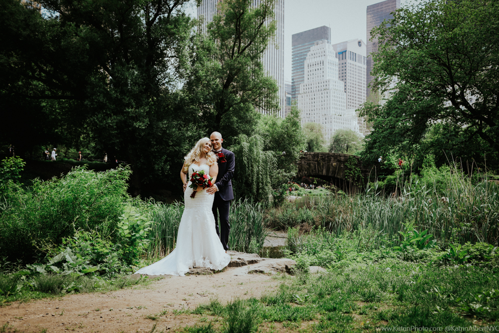 Central Park Wedding | Intimate Summer Wedding In Central Park Nyc Katrin Albert Photography