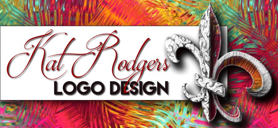 kat rodgers logo design