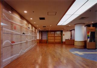 新宿区立北新宿特別養護老人ホーム(かしわ苑)