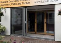 KAT Triple Track Patio Door