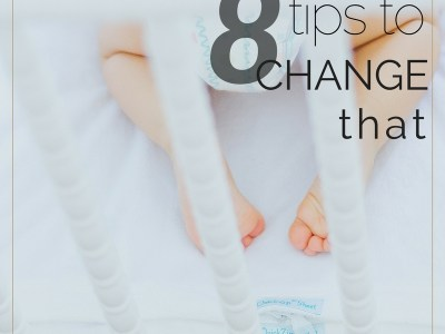 8 Tips to Help your Infant Sleep Better