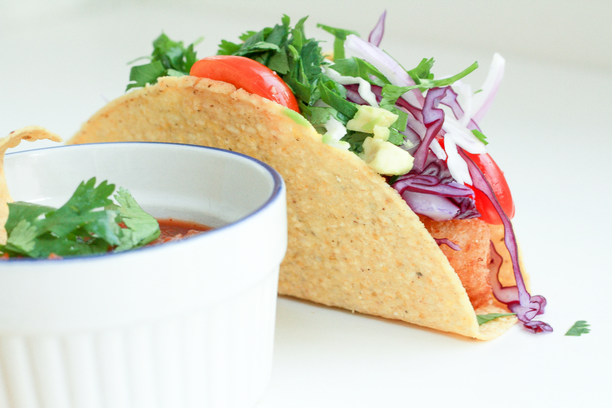 Mouthwatering easy fish taco recipe katusha henderson blog for Simple fish taco recipe