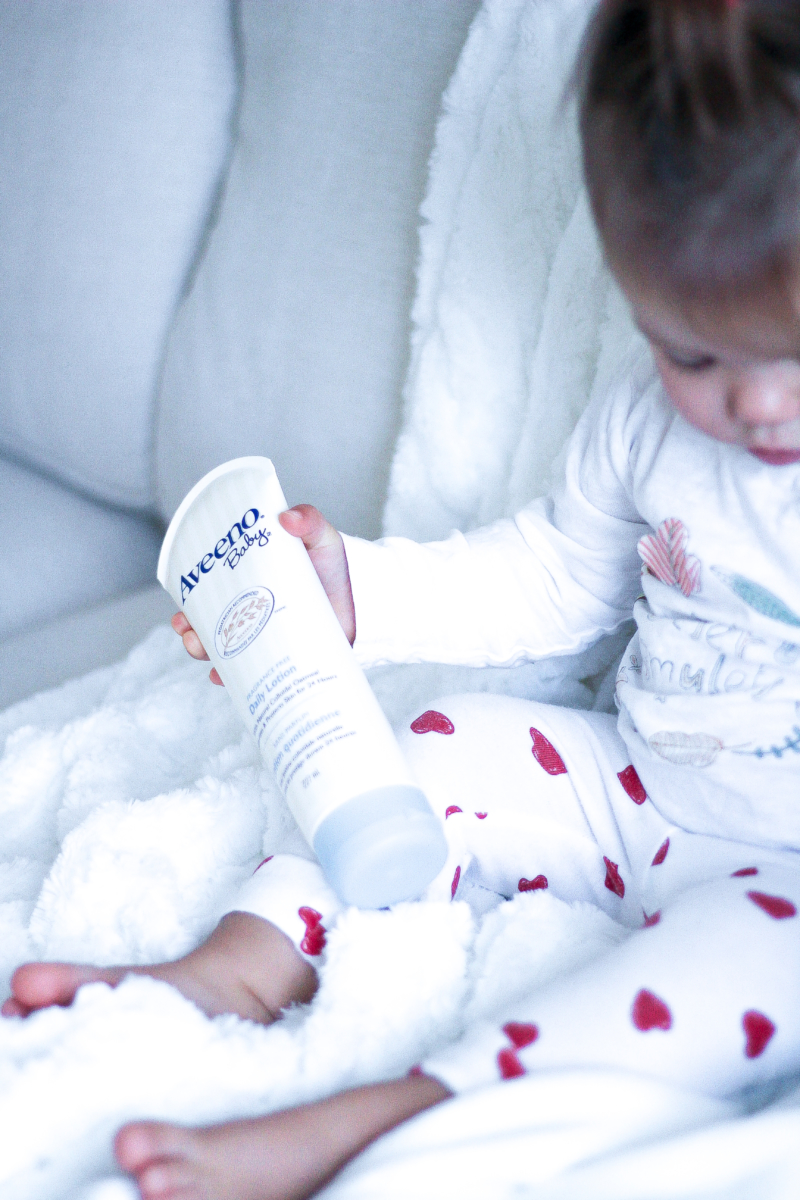 How To Take Care Of Dry Baby Skin With Aveeno Canada