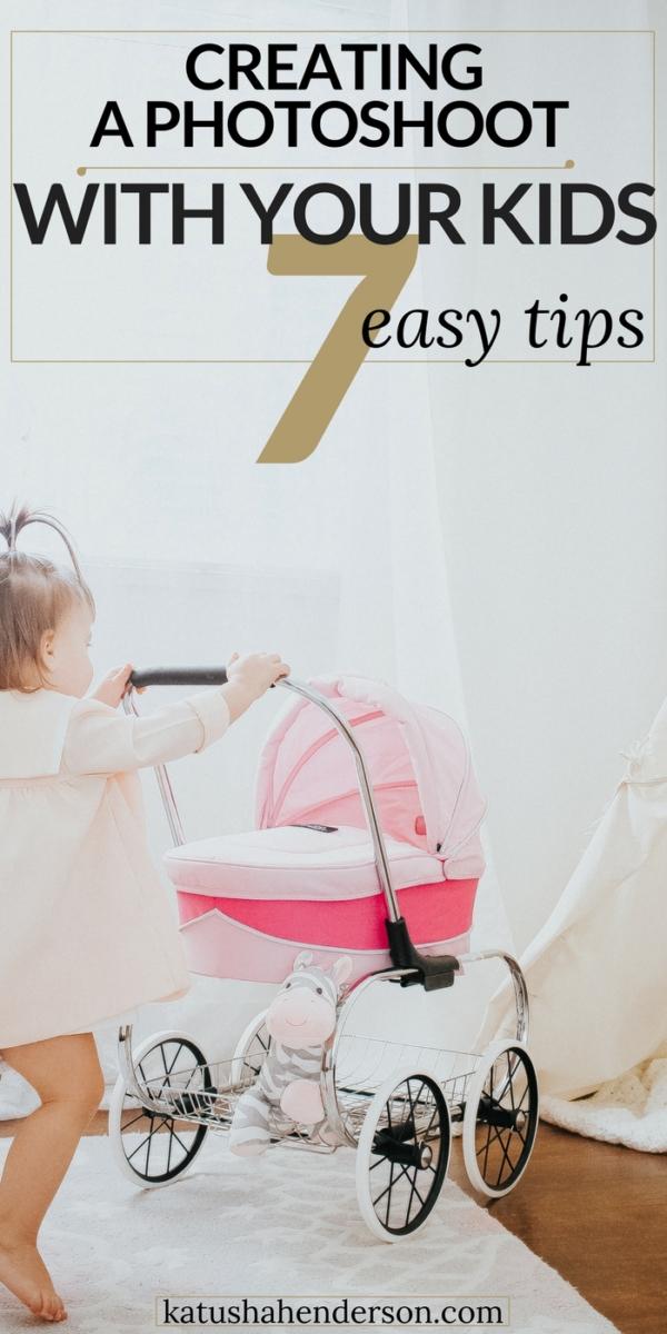 photoshoot ideas for kids