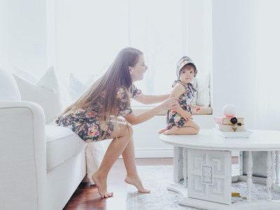My House Full of Girls: Raising Daughters