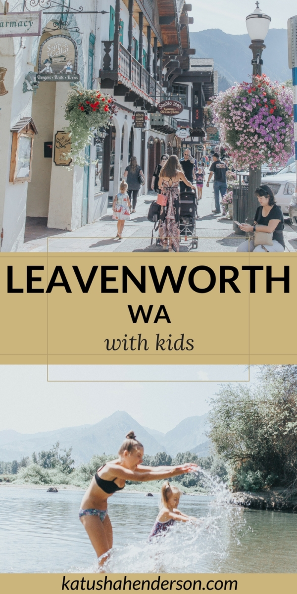 leavenworth travel guide with kids