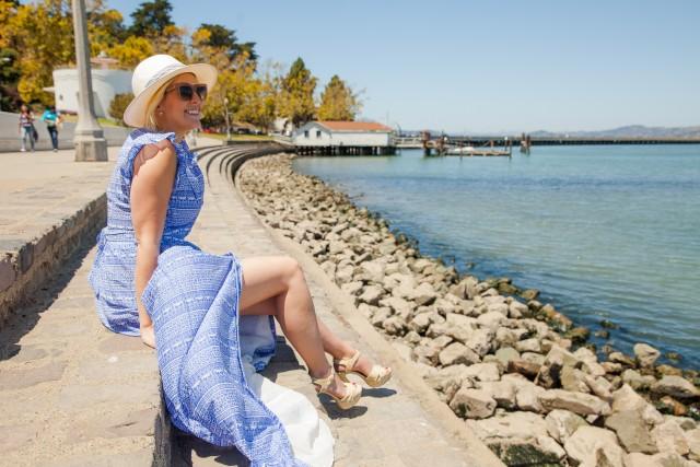 Carolina K Dress, Goorin Bros Hat , KatWalkSF