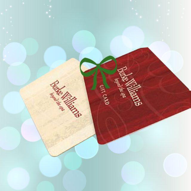 Burke Williams - Gift Card