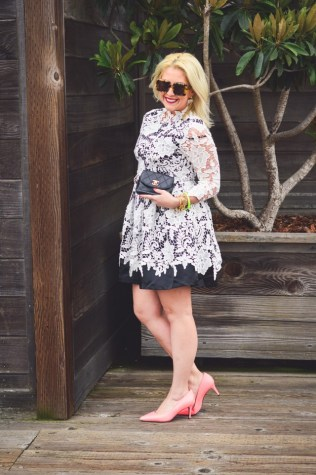 SheIn - Lace Dress