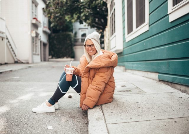 Drink Après, Food Blogger, KatFoodSF, Coconut Oil, Plant Protein, APRÉS, Own Your After, Soul Cycle, Barry's Bootcamp, KatWalkSF, Protein Drink, Kat Ensign, Kathleen Ensign,