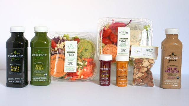 Project Juice - Clean Start Kit