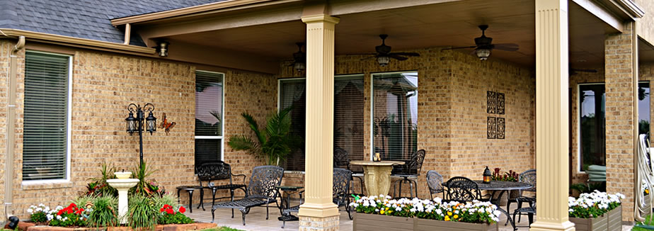 Back Porch Patio Ideas