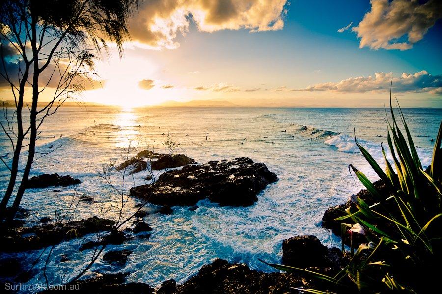 Fall Wallpaper Ocean Katz Byron Bay Luxury Beach Front Accommodation