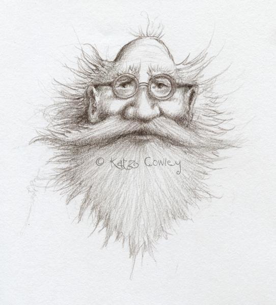 Beardy Bernard