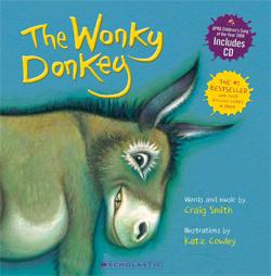 The Wonky Donkey Cover big
