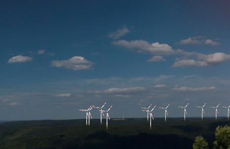 IHO Windpark Markgrafenwald Perspektive Katzenbuckel IHO 2